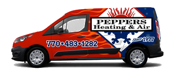 Keep your home's HVAC units up to date and maintained with the services that Peppers Heating and Air have to offer.